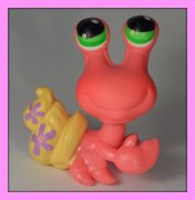 +++ LITTLEST PET SHOP - LPS - KRAB +++