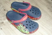 PANTOFLE CROCS DRAGON J1