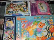 Puzzle Karkulka,Nemo,Disney,Witch