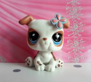 LPS LITTLEST PET SHOP buldok