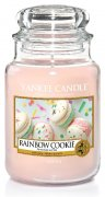 Rainbow cookie classic velký Yankee candle