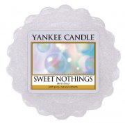 Sweet nothing vonný vosk Yankee candle