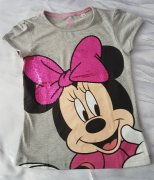 .·:*¨¨*:·.Tričko Minnie.·:*¨¨*:·.