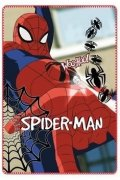 Polar fleece deka SPIDERMAN SPIDER-MAN 100x150