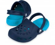 CROCS Electro Kids C9 25-26 / Navy / Electric Blue