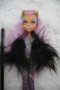 MONSTER HIGH HALLOWEEN CLAWDEEN