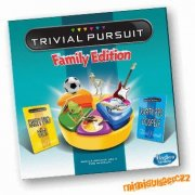 HRA TRIVIAL PURSUIT - ALBERT
