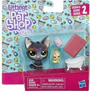 LPS Littlest Pet Shop 2 - 74 kočka a 2 - 75 kotě