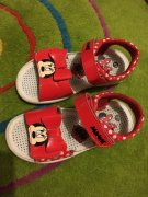 Minnie mouse paskove boty,  Vel27