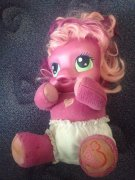 Nemocny pinky pay my little pony interaktivni