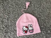 H&M  hello Kitty, čepice 6-8let