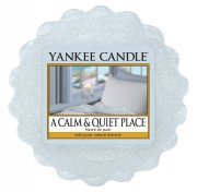 Vonný vosk YANKEE CANDLE- A CALM QUIET PLACE