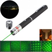 @@@ Green Laser Pointer 003  +  AAA baterie @@@