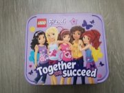 Svačinový box Lego friends