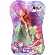 *** Panenka WINX SIRENIX MAGIC Flora ***