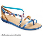 Crocs/ Isabella Graphic Gladiator San 41/42
