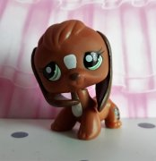 LPS LITTLEST PET SHOP beagle