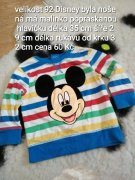 MIKINA MICKEY MOUSE