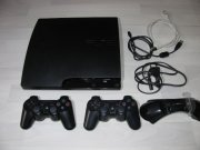 Playstation 3 320GB + 2x ovladač