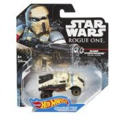 HOT WHEELS STAR WARS ROGUE ONE SCARIF STORMTROOPER