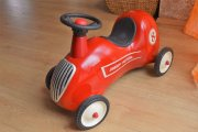 Odrážedlo Radio Flyer Little Red Roadster