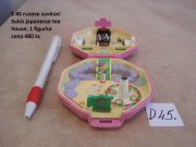 Polly pocket Bluebird zaviraci Tea house