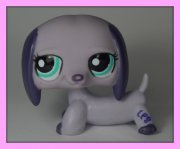 +++ LITTLEST PET SHOP - LPS - PES JEZEVČÍK +++