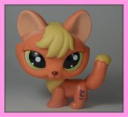 +++ LITTLEST PET SHOP - LPS - LIŠKA +++