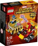 LEGO® Super Heroes 76072 Mighty Micros: Iron Man