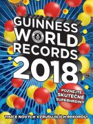 Guinness World Records 2018 kniha rekordů