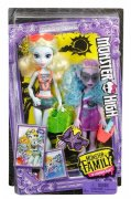 MONSTER HIGH FAMILY SOUROZENCI - LAGOONA BLUE