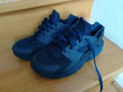 Nike Huarache Air Run vel.41(40) modré!!