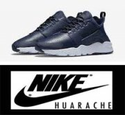 Tenisky zn. NIKE AIR HUARACHE RUN ULTRA vel. 40, 5