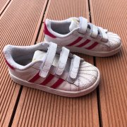 Adidas superstar foundation originals cf I vel. 26