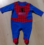 OVERAL SPIDERMAN do 4, 1 kg