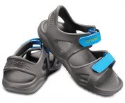Kids´ Swiftwater River Sandals 34/35 skladem