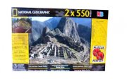 NATIONAL GEOGRAPHIC PUZZLE 2x 550