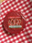 Yankee Candle vosk Cranberry Peppermint RARITKA!