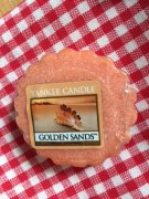 Yankee Candle vosk Golden Sands