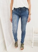 Kalhoty BISOU jeans classic 33101