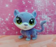 LPS LITTLEST PET SHOP leopard