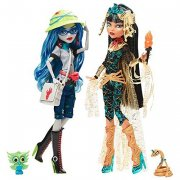 Duo Monster High Cleo de Nile a Ghoulia Yelps