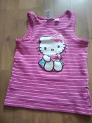 Tílko Hello kitty 6-8