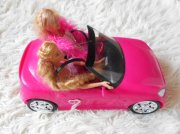 SET BARBIE AUTO