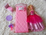SET BARBIE POSTEL,  WC,  PRINCEZNA