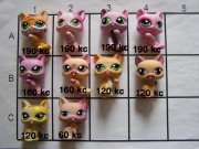 lps littlest pet shop kocka lizajici si packu