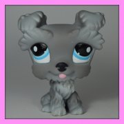 +++ LITTLEST PET SHOP - LPS - PES KNÍRAČ +++
