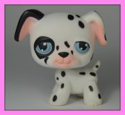 +++ LITTLEST PET SHOP - LPS - PES DALMATIN +++