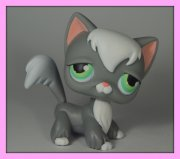 +++ LITTLEST PET SHOP - LPS - KOČIČKA +++