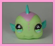 +++ LITTLEST PET SHOP - LPS - RYBA +++